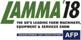 LAMMA 2018 next January